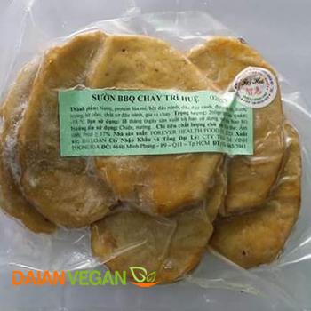sườn bbq chay nhập khẩu Đài Loan