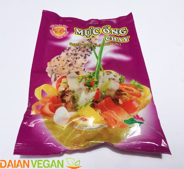 muc ong chay 150g